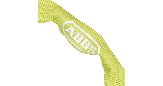 ABUS 1500/60 web Cykellås gul